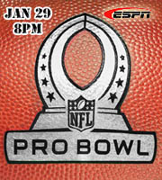 2017 Pro Bowl on ESPN