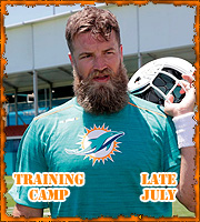 2019 Training Camp (Late July)