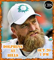 2019 Week 6: Miami Dolphins at Buffalo Bills (1 PM EST)
