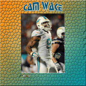 Cam Wake Wallpaper