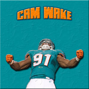 Cam Wake iPad Wallpaper #2